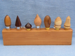 More wine bottle stoppers